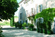 A country house in the middle of vines up to 13 people - Luberon