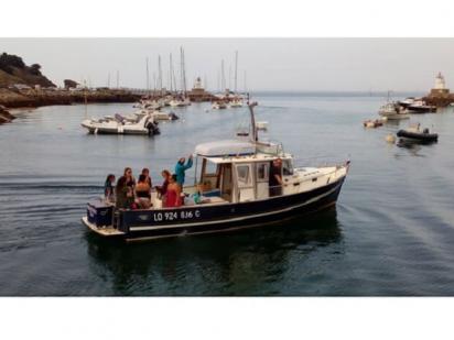 Boat Tour of Belle Ile en mer | Decouvertes