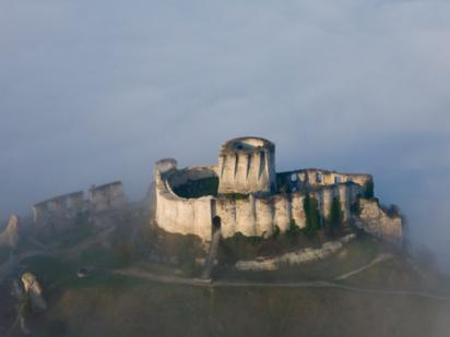 Chateau Gaillard | Decouvertes