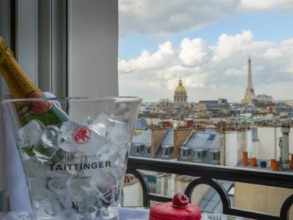 In close vicinity to the Quartier Latin, the K+K Hotel Cayré s location in  the city centre of Paris is an optimal starting point from which you can  explore ... 52e2b57f2a6
