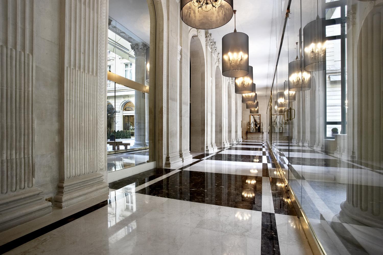 Honeymoon in Paris - Westin Hotel | Decouvertes